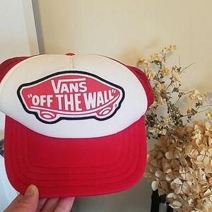 Red Van's trucker hat